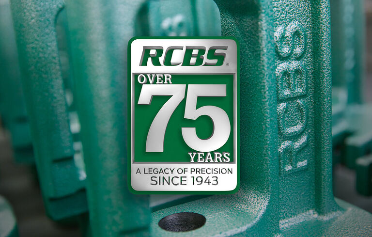 RCBS Precisioneered Reloading