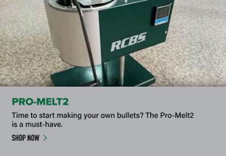 Pro-Melt2 on light background