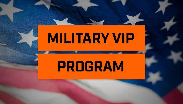Bushnell Military VIP Program
