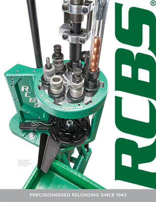 The 2019 RCBS Reloading Supplies Catalog
