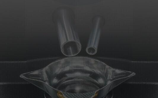Dual Tube Dispensing