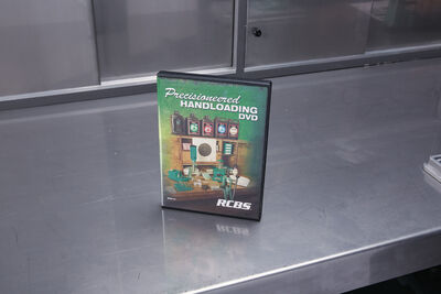 PrecisioneeredHandloading DVD