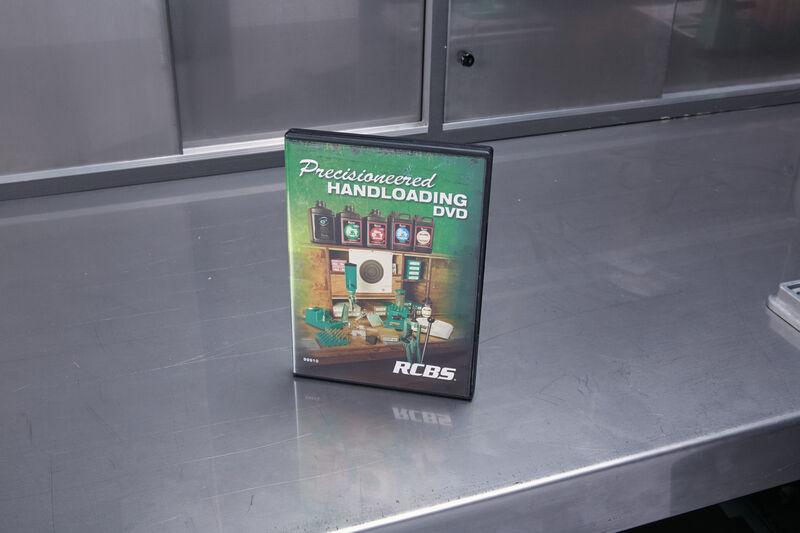 PrecisioneeredHandloading DVD