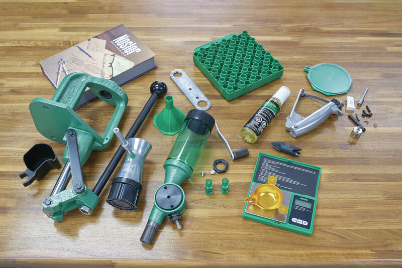 Explorer Reloading Kit