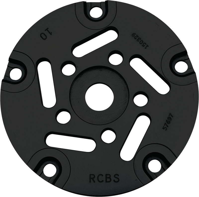 Pro Chucker 5 Station Shell Plate