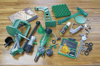 Explorer™ Plus Reloading Kit