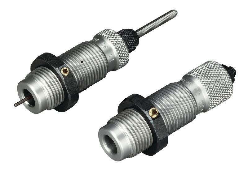 Details about  /Lyman Rifle 2-Die Set for 6.5 Creedmoor with shellholder NEW