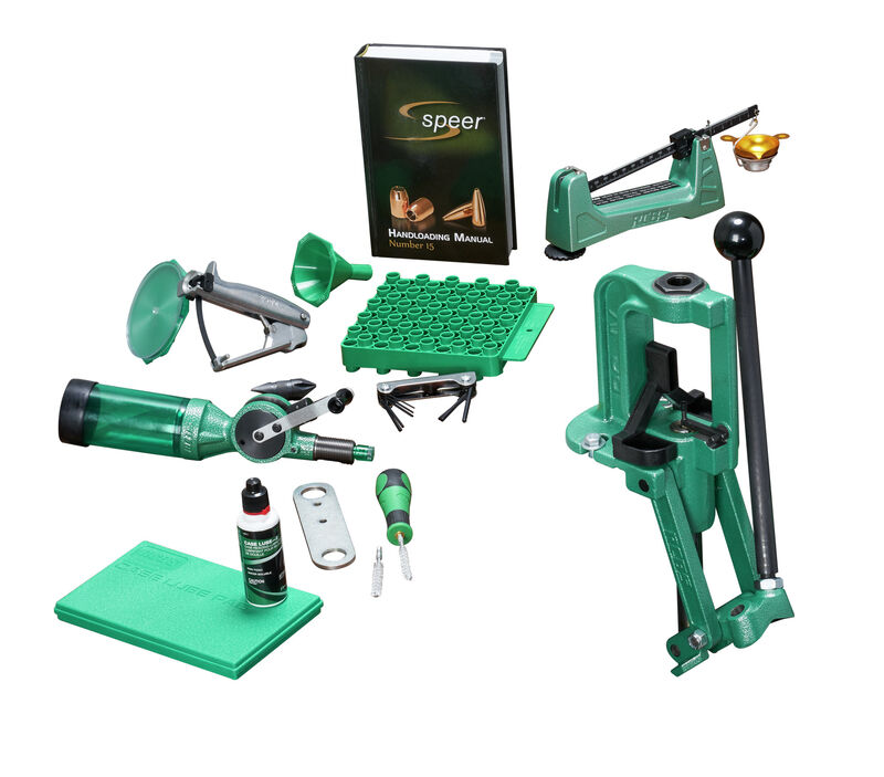 Rock Chucker® Supreme Master Reloading Kit