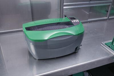 Ultrasonic Case Cleaner 120 VAC