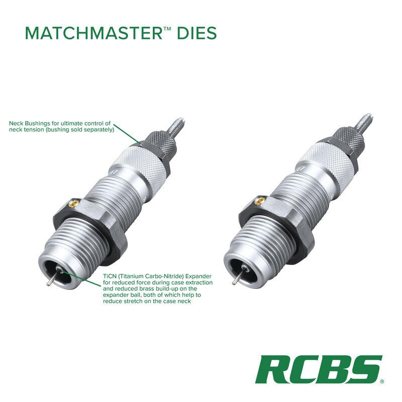MatchMaster – Neck Size Bushing Die Set