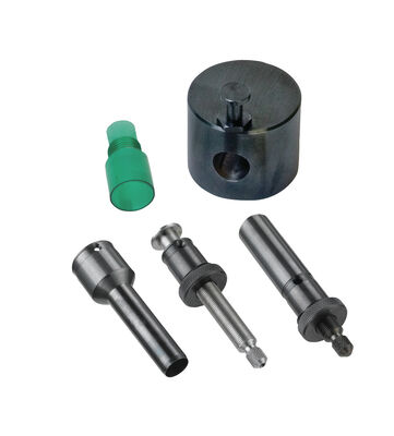 Quick Change Metering Screw Assembly