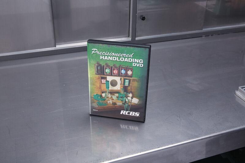 Precisioneered®Handloading DVD